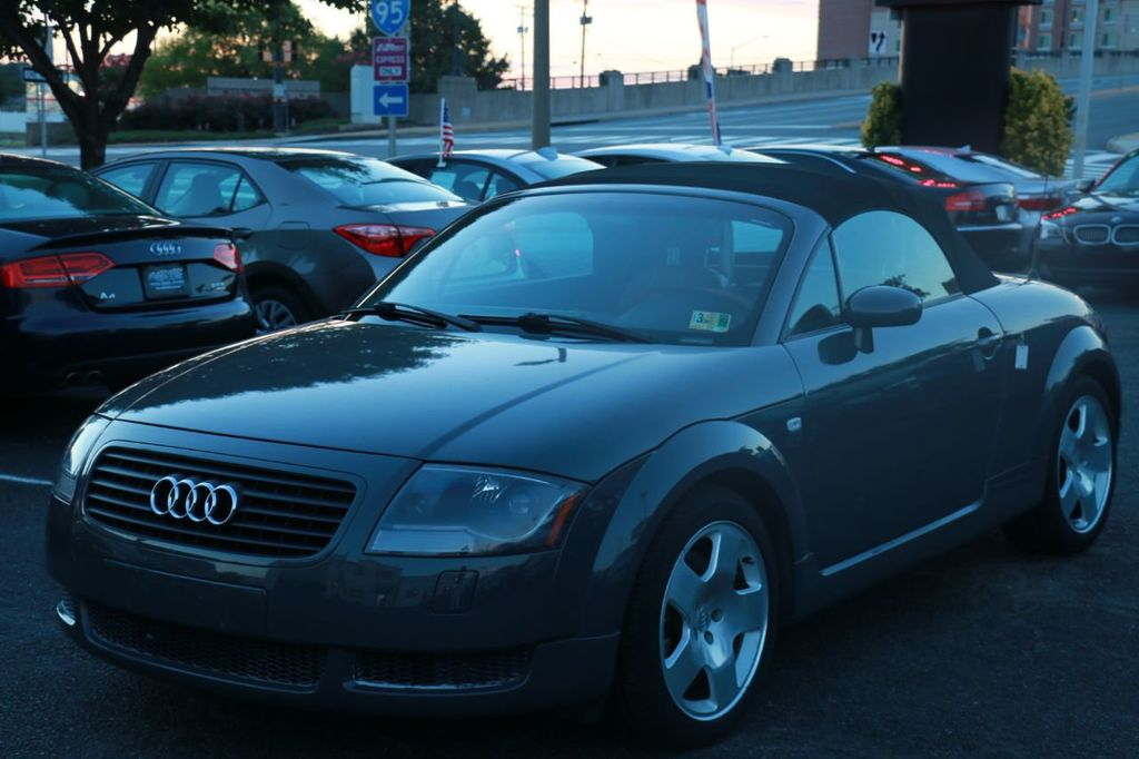 Used Audi TT Roadster At Finish Line Auto Serving Springfield - Used audi tt convertible