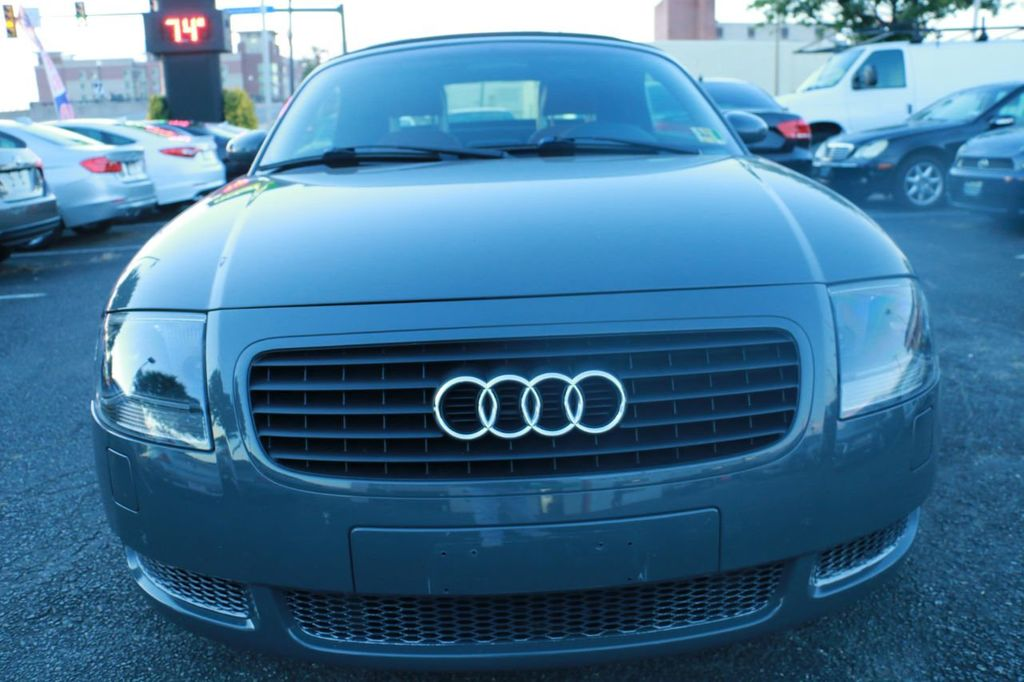 Used Audi TT Roadster At Finish Line Auto Serving Springfield - Used audi