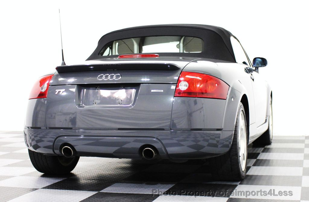 Used Audi TT Roadster TT HP Quattro AWD SPEED CONVERTIBLE - Audi tt convertible