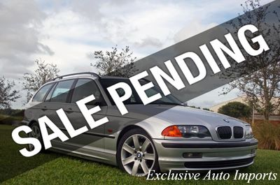 2001 BMW 3 Series 2001 BMW 325iT E46 Touring Wagon Manual