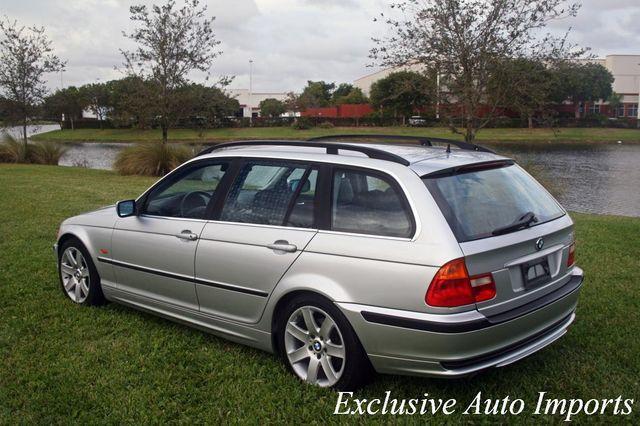 2001 Used Bmw 3 Series 2001 Bmw 325it E46 Touring Wagon Manual At Exclusive Auto Imports Serving