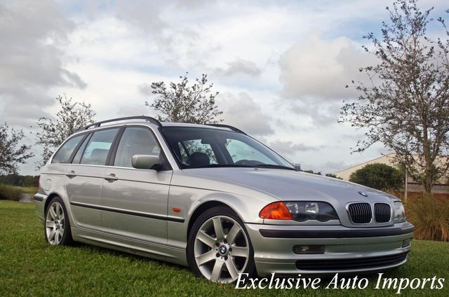2001 Used Bmw 3 Series 2001 Bmw 325it E46 Touring Wagon