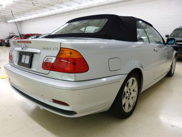 2001 BMW 3 Series 325Ci Convertible - Click to see full-size photo viewer