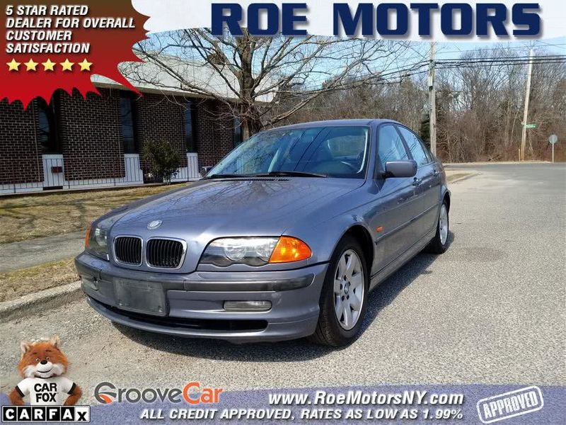Bmw Dealers Long Island >> 2001 Used Bmw 3 Series 325i At Webe Autos Serving Long