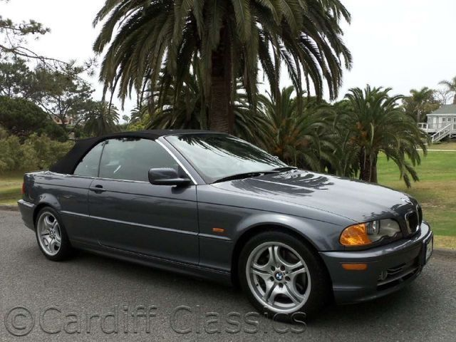 Used BMW Series Convertible At Cardiff Classics Serving - 2001 bmw convertible