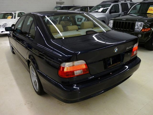 2001 Used BMW 5 Series 540i at Luxury AutoMax Serving Chambersburg ...