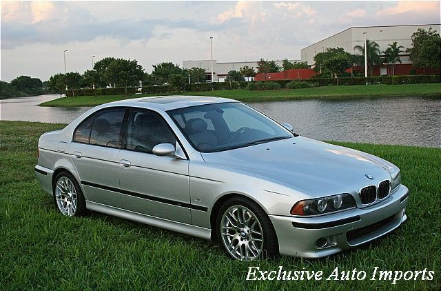 2001 BMW 5 Series Base Trim - Click to see full-size photo viewer