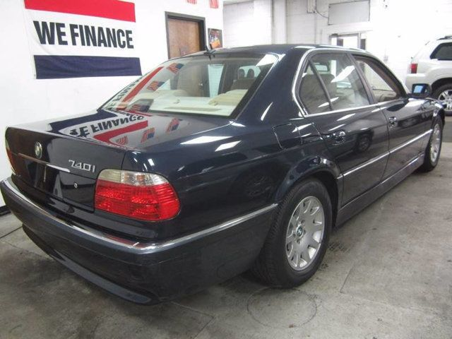 2001 Used BMW 7 Series 740iA / 4.4l V8 at Contact Us Serving Cherry ...