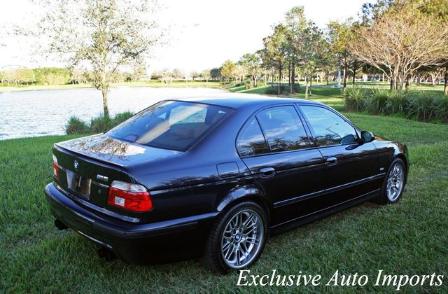 2001 BMW M5 E39 SEDAN 6-SPEED MANUAL 400HP IMMACULATE RECENT SERVICE! RARE! - Click to see full-size photo viewer