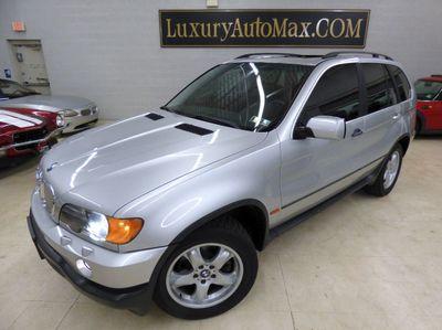 2001 BMW X5 4.4L SAV