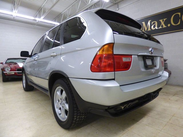 2001 BMW X5 4.4L - Click to see full-size photo viewer