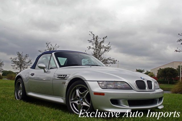2001 BMW Z3 M Roadster - Click to see full-size photo viewer