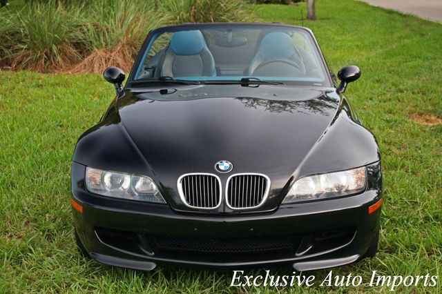 2001 BMW Z3 M Roadster 2001 DINAN BMW S54 Z3M Z3 M ROADSTER RARE 1-OF-3 LOW MILES - Click to see full-size photo viewer