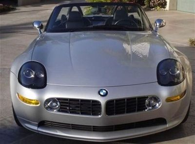 2001 BMW Z8 Base Trim - Click to see full-size photo viewer