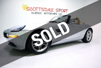 2001 BMW Z8 Roadster * ONLY 12K Miles...1 of 16 in Color