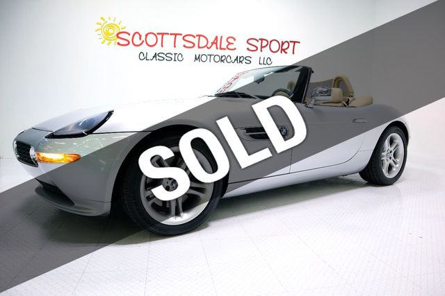 12k In Miles >> 2001 Bmw Z8 Roadster Only 12k Miles 1 Of 16 In Color Convertible