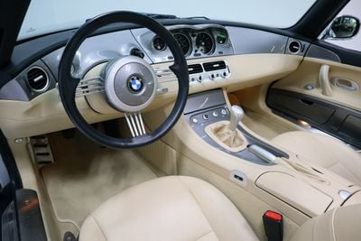 2001 BMW Z8 Roadster * ONLY 12K Miles...1 of 16 in Color - Click to see full-size photo viewer