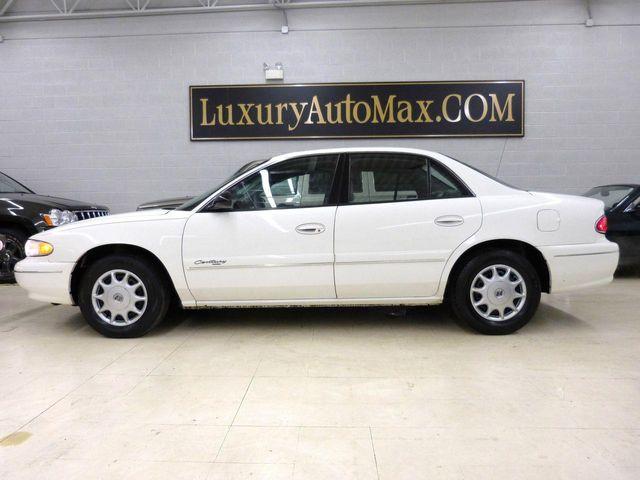 2001 used buick century 4dr sedan custom at luxury automax. Black Bedroom Furniture Sets. Home Design Ideas