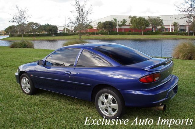 2001 Chevrolet Cavalier 2001 Chevrolet Cavalier Z24 - Click to see full-size photo viewer
