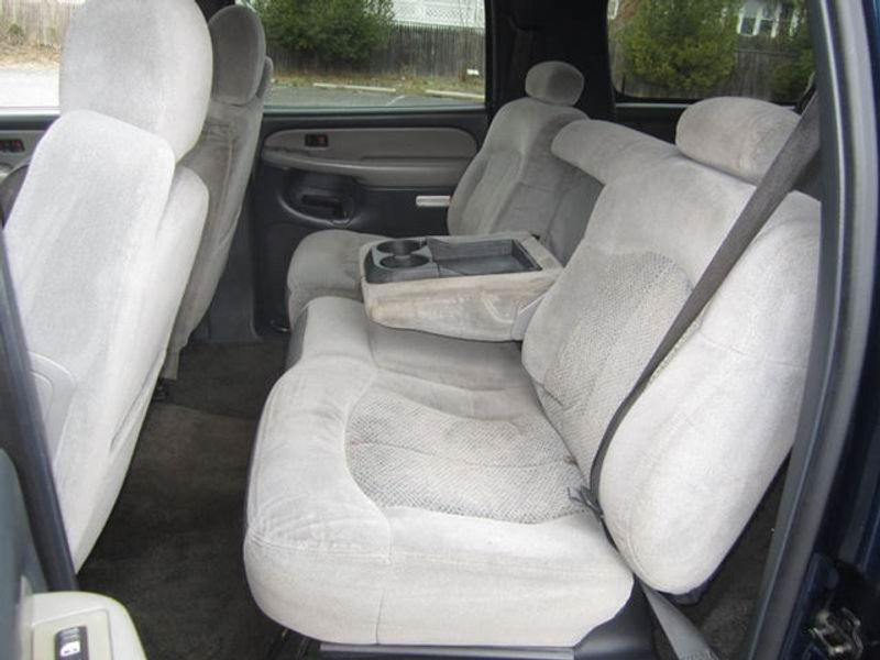 Strange 2001 Used Chevrolet Suburban 4X4 Ls 3Rd Row At Contact Us Serving Cherry Hill Nj Iid 14795181 Caraccident5 Cool Chair Designs And Ideas Caraccident5Info
