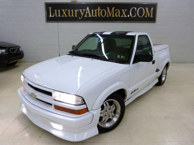 2001 Used Chevrolet S-10 Reg Cab 108