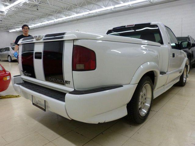 2001 Used Chevrolet S-10 Reg Cab 108