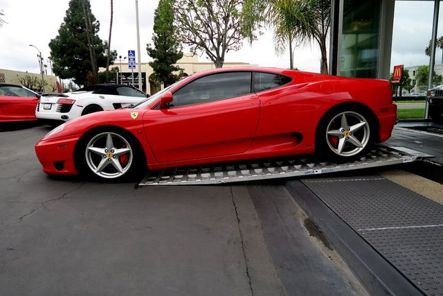 2001 Ferrari 360 Modena Coupe - Click to see full-size photo viewer