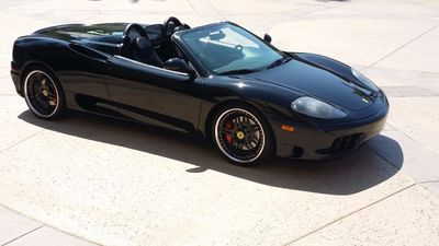 2001 Ferrari 360 Modena SPIDER - Click to see full-size photo viewer