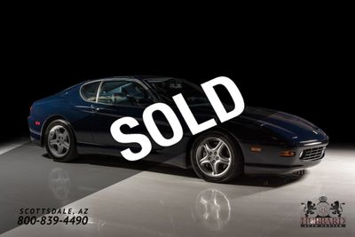 2001 Ferrari 456M GT  Coupe