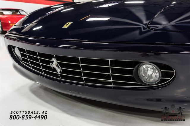 2001 Ferrari 456M GT  - Click to see full-size photo viewer