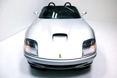 2001 Ferrari 550 Barchetta * ONLY 3,891 Miles... - Click to see full-size photo viewer