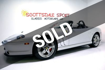 2001 Ferrari 550 Barchetta * ONLY 3,891 Miles...Race Seats
