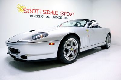 2001 Ferrari 550 Barchetta * ONLY 3,891 Miles...Race Seats - Click to see full-size photo viewer