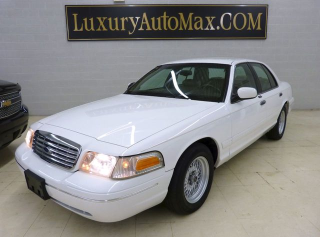 Used Ford Crown Victoria Dr Sedan LX At Luxury AutoMax - 2001 crown victoria