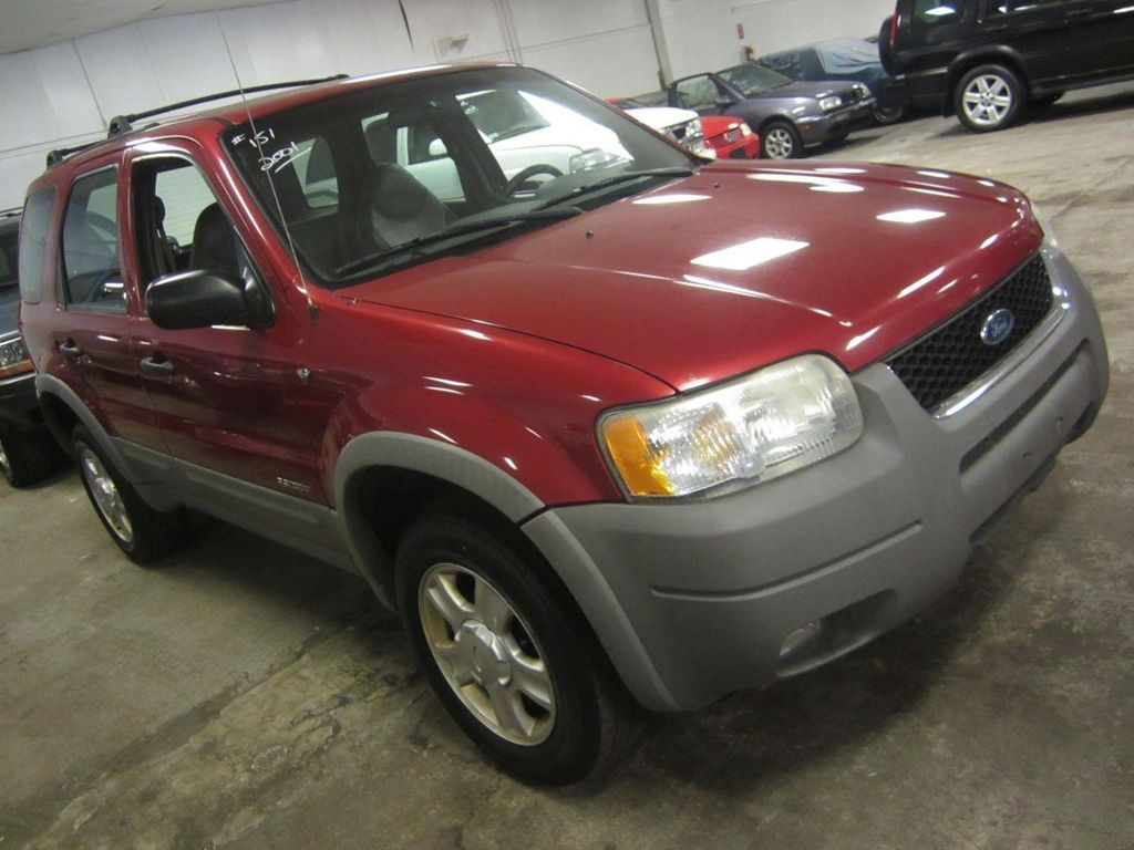 2001 ford escape xlt auto 3 0l v6 13365673 2