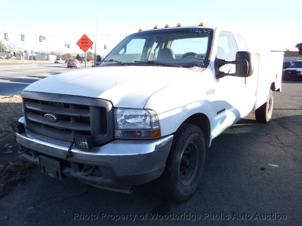 2001 Ford F350  - 17228062 - 0