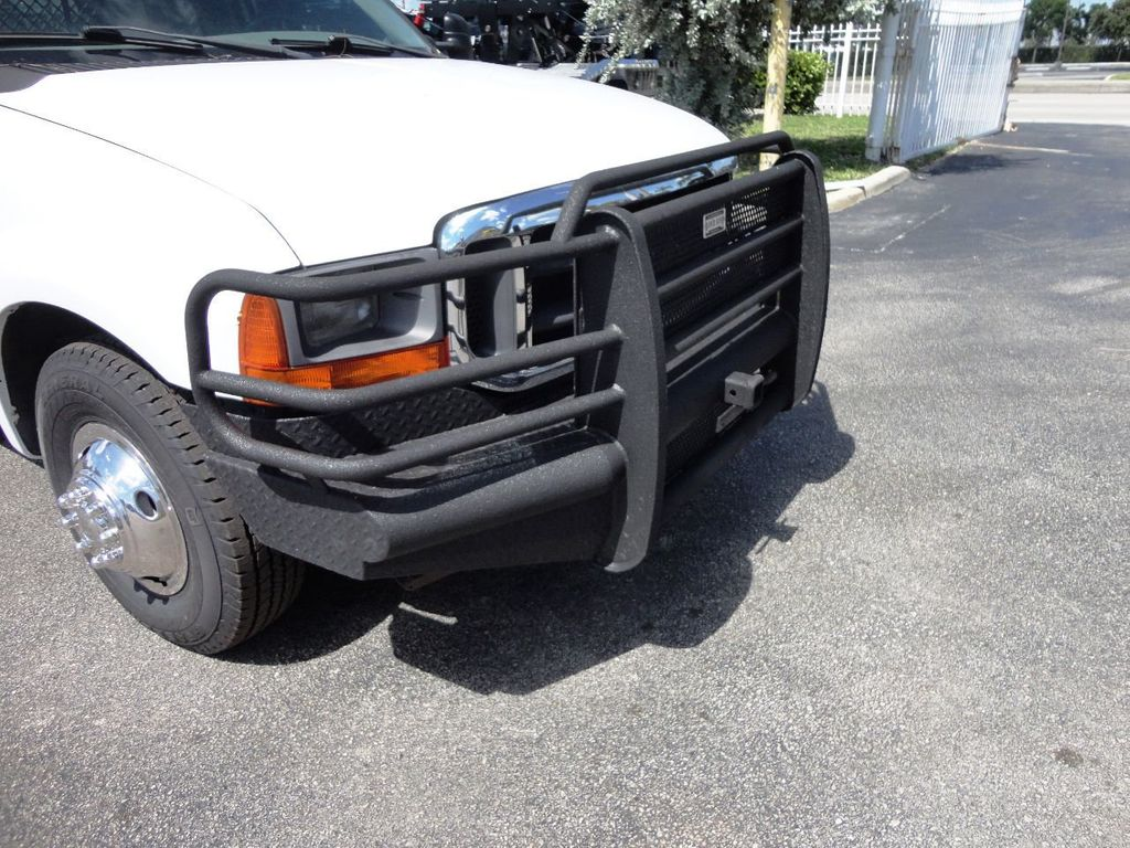 2001 Ford F350 7.3L DIESEL . 12FT FLATBED - 18965867 - 15