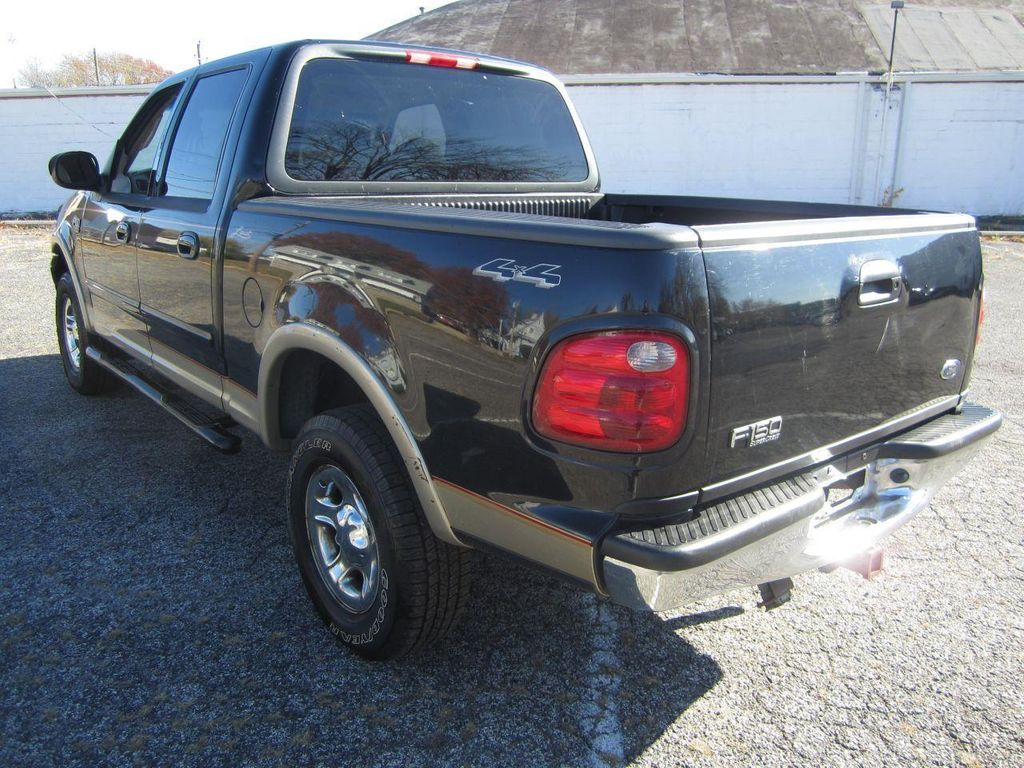 2001 ford f 150 supercrew 4x4 4dr crew cab loaded 12911054