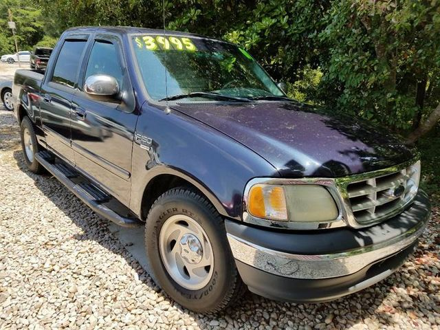 2001 Ford F 150 Supercrew Cab >> 2001 Ford F 150 Supercrew Crew Cab 139 Xlt Truck Crew Cab Short Bed For Sale Florence Sc 3 995 Motorcar Com