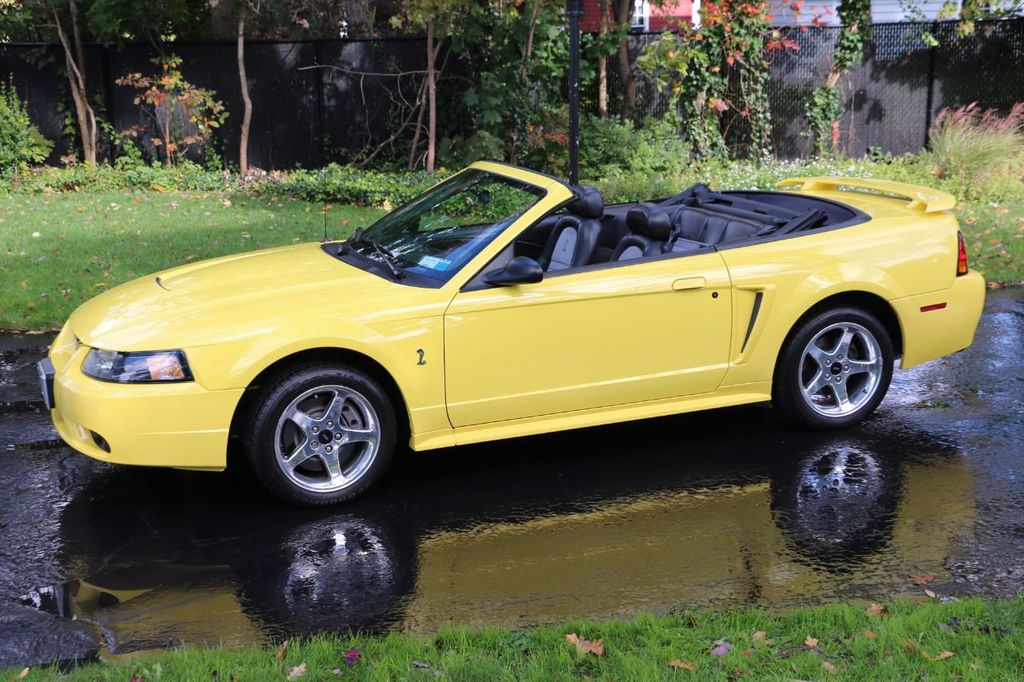 2001 used ford mustang 2dr convertible svt cobra at webe autos