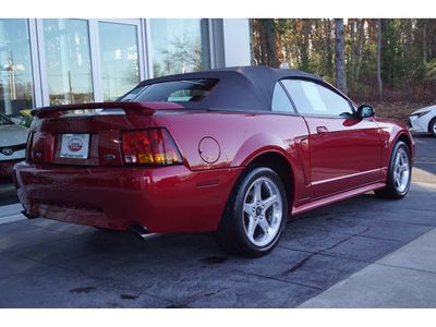 2001 Ford Mustang 2dr Convertible SVT Cobra - Click to see full-size photo viewer