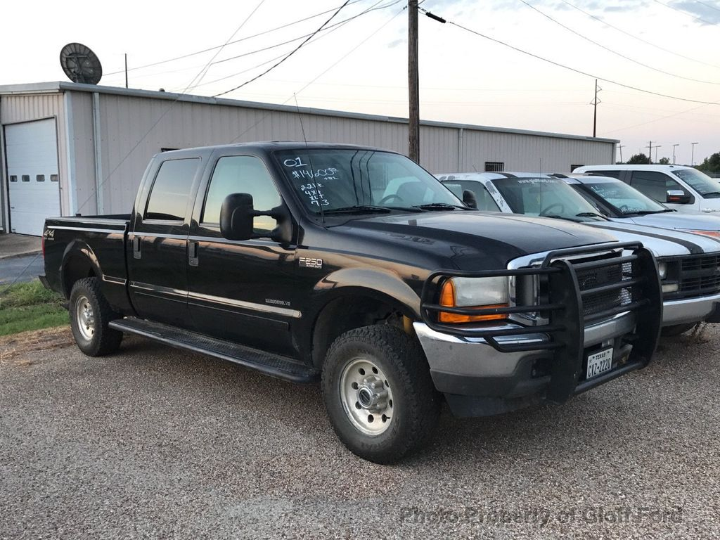 2001 Ford Super Duty F-250  - 16549287 - 1
