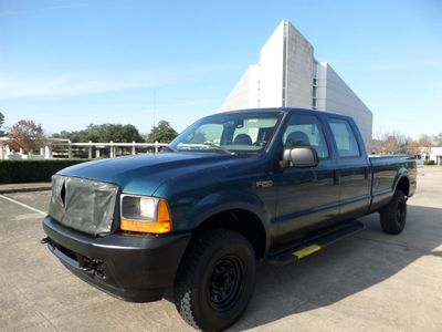 "2001 Ford Super Duty F-250 2001 Ford Super Duty F-250 Crew Cab 172"" XLT 4WD, 1-Owner, 84k!! - Click to see full-size photo viewer"