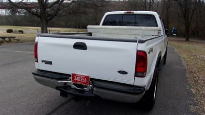 """2001 Ford Super Duty F-250 Crew Cab 172"""" XLT 4WD - Click to see full-size photo viewer"""