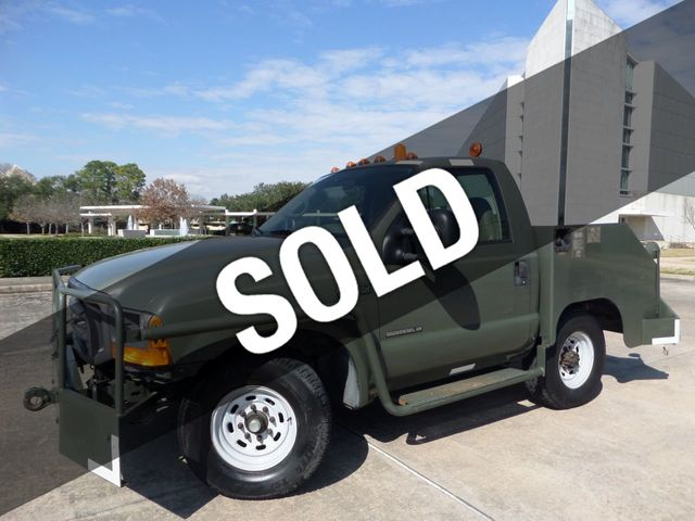 2001 Ford Super Duty F-350 2001 Ford Super Duty F-350 2WD, 7.3L, 34k Miles, Extra Clean!!