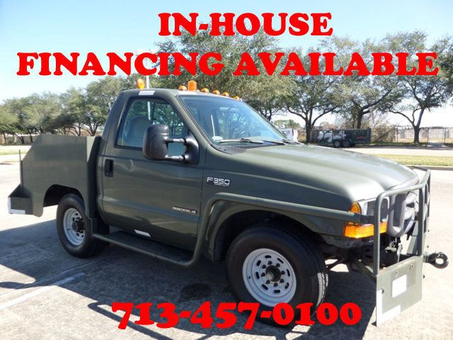 2001 Ford Super Duty F-350 2001 Ford Super Duty F-350 2WD, 7.3L, 35k Miles, Extra Clean!!
