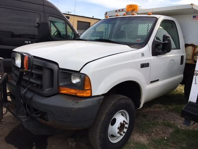 2001 Ford Super Duty F-350 DRW Cab-Chassis
