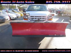 2001 Ford Super Duty F-350 DRW Cab-Chassis - 1FDWF37FX1EB81807