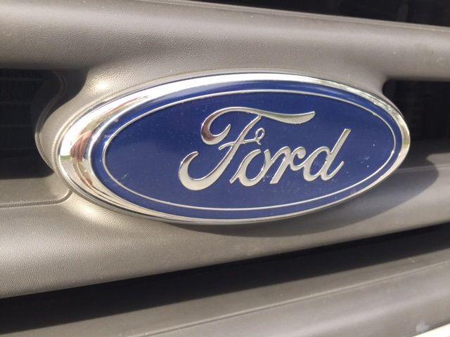 2001 Ford SUPER DUTY F-350 DRW MASON DUMP TRUCK 8 FOOT MASON DUMP - 13787617 - 0