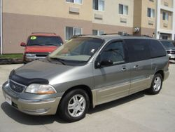 2001 Ford Windstar Wagon - 2FMZA53421BA20682